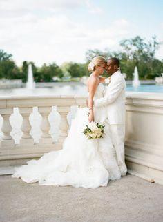 So much romance: http://www.stylemepretty.com/missouri-weddings/st-louis/2015/04/01/elegant-tuscany-inspired-wedding/ | Photography: Shelly Goodman - http://www.shellygoodmanphotography.com/