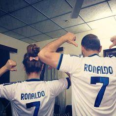 Sports Couples, Ronaldo