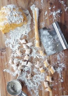 The Italian Dish - Posts - How to Make HomemadeGnocchi
