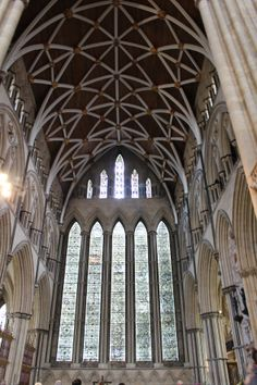 York minster, Yorkshire