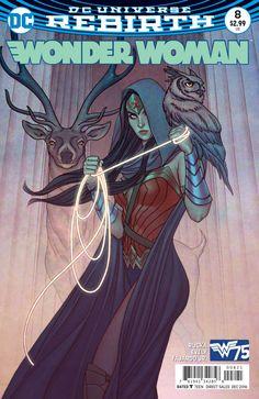 Wonder Woman #8 - Year One Interlude (Issue)
