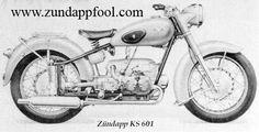 Zundapp KS 601