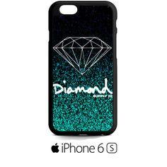 Glitter Diamond Supply Co iPhone 6S  Case