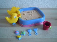 Baby Born Mini World Sandkasten