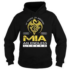 MIA An Endless Legend (Dragon) - Last Name, Surname T-Shirt