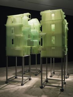Home Within A Home- Do Ho Suh's Giant Doll House Installation