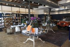Rail and Anchor - This Royal Oak home goods boutique is filled with everything from printed plates to Paddywax Apothecary candles to resin a...