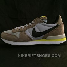 new product 703db a174e Online 2015 Cheap Nike Internationalist Running For Womens On Sale Gray  Black, Price   85.00 - Nike Rift Shoes