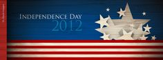 Stars and Stripes Facebook Timeline by GL Stock Images