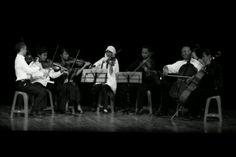 Double quarted Concert, Concerts