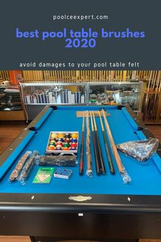 Some brushes will damage the felt on your pool table Best Pool Tables, Custom Pool Tables, Pool Table Felt, Pool Table Cloth, Billiard Pool Table, Billiards Pool, Wooden Pool, Pool Cues, Wash Brush