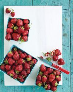 Strawberry Recipes ~ I am getting ready for strawberry season!