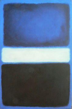 Lezing met muziek over Mark Rothko.