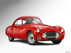 Fiat 1100S MM Berlinetta 1949