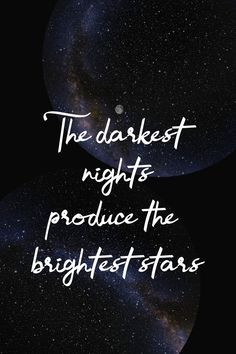 The Stars Above Co. The Only REALISTIC Custom Star Map - The darkest nights produce the brightest stars, star quotes, star lovers, night sky, full moon Source by mayamegges Cute Quotes, Words Quotes, Sayings, Night Sky Quotes, Night Quotes Thoughts, Moon And Star Quotes, Quotes About Stars, Vie Motivation, Goals Tumblr
