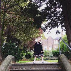 Beautiful walk to ballet thins morning. Autumn leaves are just the best. #autumn #walking #lovewhereyoulive #woodpaperscissors #onetidystudio #bloggingmum #blogginglife #dance #kidsofinstagram #kidstagram #trees #blog #blogger