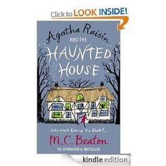 Agatha Raisin and the Haunted House by MC Beaton. I do like Agatha Raisin, she'd make a great TV series. A re-listen while I wait for my new Audible credits to come through!