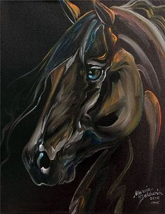 Marcia Baldwin, amazing equine artist. Look her up she's got some cool stuff!
