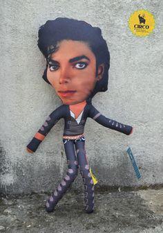 Michael Jackson by Circo diseños!