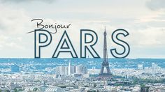 Bonjour Paris | A Hyper-Lapse Film - In 4K on Vimeo
