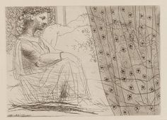 Picasso, The Vollard Suite.  On show at The British Museum until 2nd Sep.