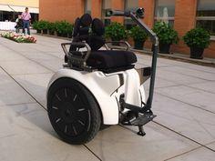 Genny mobility: novo conceito de cadeira de rodas
