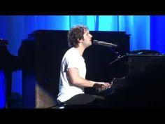 """Josh singing Neil Diamond's """"Play Me""""....beautiful.  <3"""