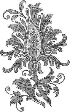 Gallery.ru / Фото #119 - Embroidery II - GWD