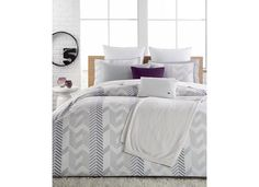 Lacoste Home Miami Comforter and Duvet Cover Sets - Duvet Covers - Bed & Bath - Macy's Best Duvet Covers, King Duvet Cover Sets, Queen Comforter Sets, Duvet Sets, Queen Duvet, Bedding Sets Online, Luxury Bedding Sets, Lacoste, Miami