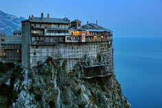 Mosteiros de Metéora - Grécia   Você realmente sabia?