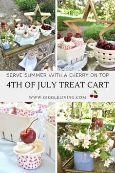 July 4th Holiday, July Holidays, Fourth Of July Decor, 4th Of July Party, Holiday Fun, Holiday Ideas, Patriotic Party, Patriotic Decorations, Independence Day Decoration