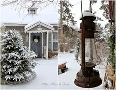 Aiken House & Gardens ~ A winter's Day
