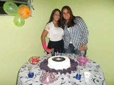 Aniversário Aline