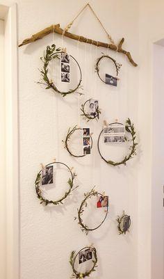 Handmade Home, Diy Wanddekorationen, Decoration, Diy Home Decor, Diys, Sweet Home, Interior Design, Creative, Fall Home Decor