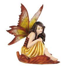 Autumn Leaf Fairyland Fairy