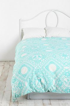 Papercut Duvet Cover - contemporary - duvet covers - - by Urban Outfitters
