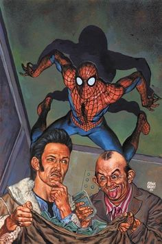 Glenn Fabry is an Eisner Awardwinning British comics artist known for his detailed realistic work in both ink and painted colour Glenn fabry draws thor and Comic Book Artists, Comic Book Heroes, Comic Artist, All Spiderman, Amazing Spiderman, Nerd, Spider Verse, American Comics, Marvel Characters