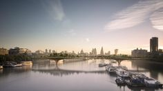 London's Garden Bridge Might Be Even Better Than Nyc's High Line
