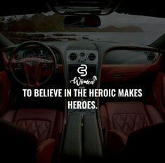 Corporate Quotes, Attitude, Motivation, Believe, Billionaire, Inspiration, Success, Positivity, Hero