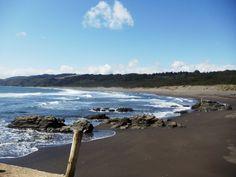 Llico es otra de las playas imperdibles de la Región del Maule!