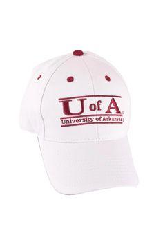 Arkansas Razorbacks Men's White Bar Snapback Hat http://www.rallyhouse.com/shop/arkansas-razorbacks-the-game-arkansas-razorbacks-hat-mens-white-bar-snapback-1148913?utm_source=pinterest&utm_medium=social&utm_campaign=Pinterest-ArkansasRazorbacks $14.95