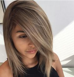 Long Shaggy Bob - Brown Ombre Hair Solutions for Any Taste - The Trending Hairstyle Golden Brown Hair, Brown Ombre Hair, Brown Balayage, Brown Blonde Hair, Hair Color Balayage, Light Brown Hair, Blonde Color, Brown Hair Colors, Bronde Hair