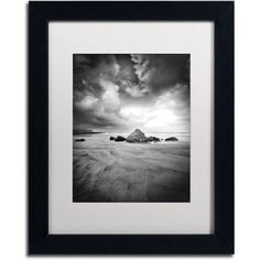 Trademark Fine Art World in Change Canvas Art by Philippe Sainte-Laudy, White Matte, Black Frame, Size: 11 x 14