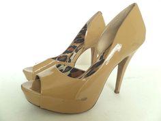 7440fab77bff Jessica Simpson acadia pumps Patent Leather Women Shoe Size 7.5 B   JessicaSimpson  PumpsClassics Pumps