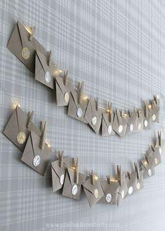 Tea Advent Calendar - by Craft & Creativity