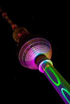Berlin Festival of Lights, via Flickr