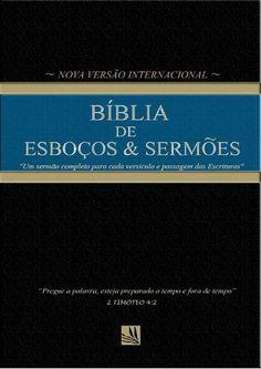 Biblia de esboços e sermoes habacuque