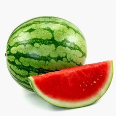 Watermelon is one of the fruits that are quite easy to Cultivated. So for Watermelon Cultivation can be done in lowland and highland. Fruit And Veg, Fruits And Vegetables, Fresh Fruit, How To Grow Watermelon, Watermelon Art, Vegetable Pictures, Fruit Picture, Fruits Images, Fruit Photography