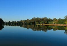 Angkor Wat moat. #travelIncambodia #tour #angkor