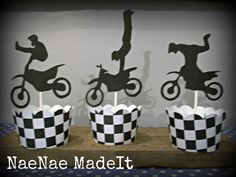 Dirtbike Birthday Party - Motorcycle Birthday